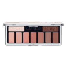 Палетка теней The Fresh Nude Collection Eyeshadow Palette - 010, нюдовый