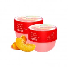 FARMSTAY REAL PEACH ALL-IN-ONE CREAM, 300ML